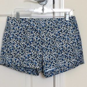 J. Crew Stretch Chino City Fit Shorts